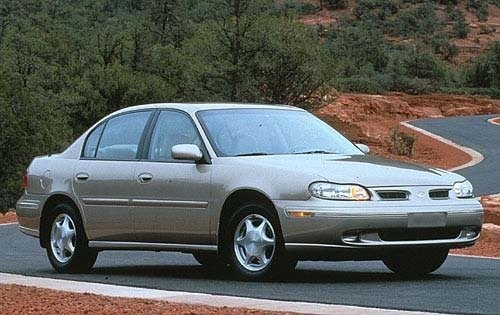 1998 oldsmobile cutlass sedan gls fq oem 1 500