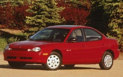 1998 plymouth neon sedan competition fq oem 1 500