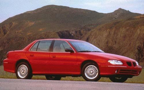 1998 pontiac grand am sedan se fq oem 1 500