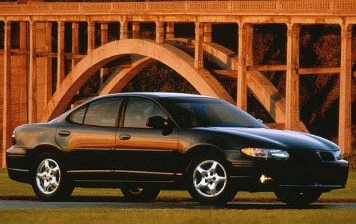 1998 pontiac grand prix sedan gt fq oem 1 500