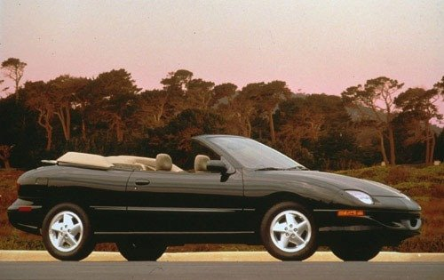 1998 pontiac sunfire convertible se fq oem 1 500