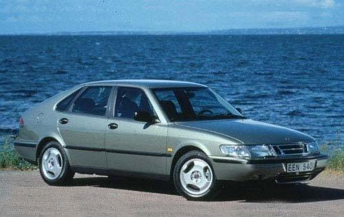 1998 saab 900 4dr hatchback s fq oem 1 500