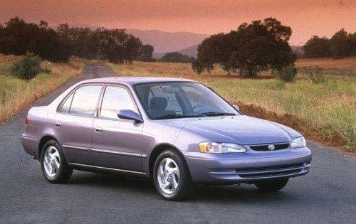 1998 toyota corolla sedan le fq oem 1 500