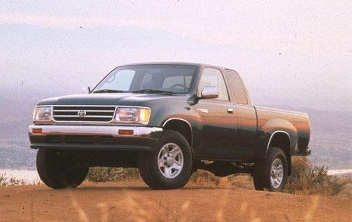 1998 toyota t100 extended cab pickup sr5 fq oem 1 500