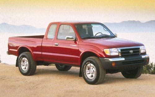 1998 toyota tacoma extended cab pickup limited fq oem 1 500
