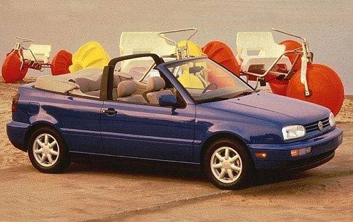 1998 volkswagen cabrio convertible gls fq oem 1 500