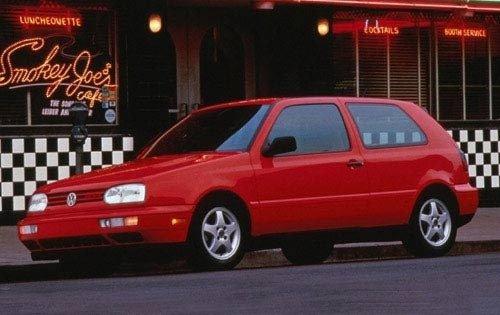 1998 volkswagen gti 2dr hatchback base fq oem 1 500
