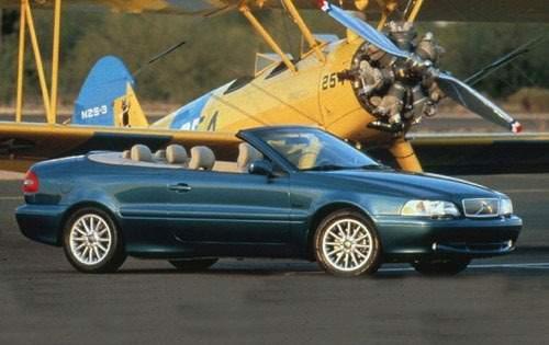 1998 volvo c70 convertible lt fq oem 1 500