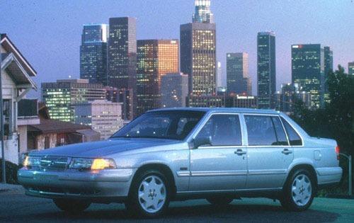 1998 volvo s90 sedan base fq oem 1 500