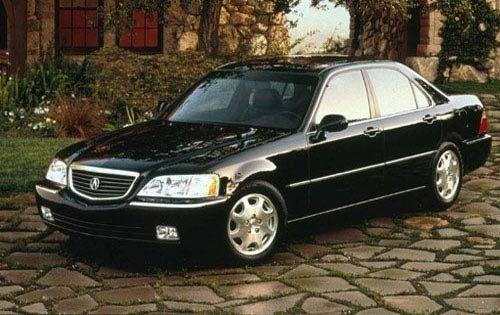 1999 acura rl sedan 35 fq oem 1 500