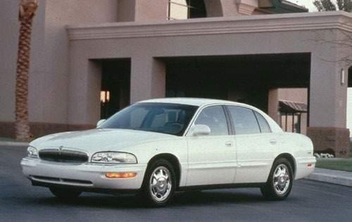1999 buick park avenue sedan ultra fq oem 1 500