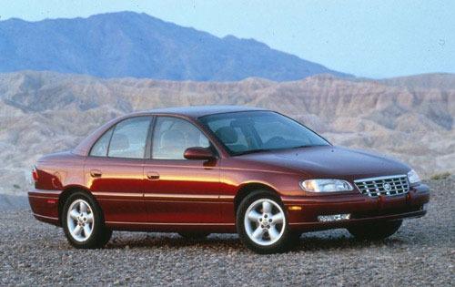 1999 cadillac catera sedan base fq oem 1 500