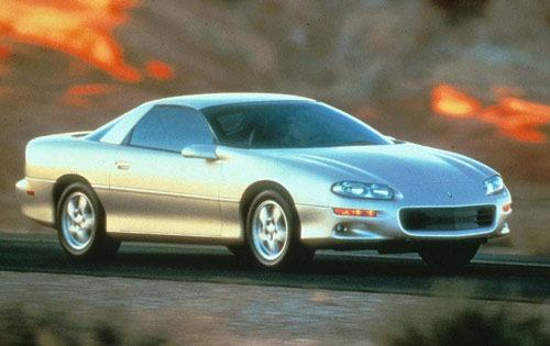 1999 chevrolet camaro coupe base fq oem 1 500
