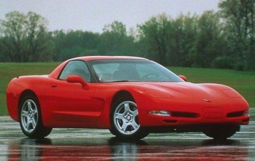 1999 chevrolet corvette coupe hardtop fq oem 1 500