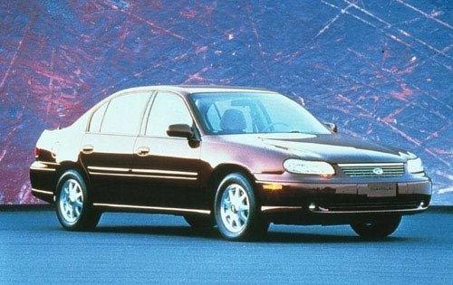 1999 chevrolet malibu sedan ls fq oem 1 500
