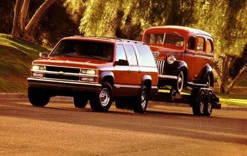 1999 chevrolet suburban 4dr suv 2500 fq oem 1 500