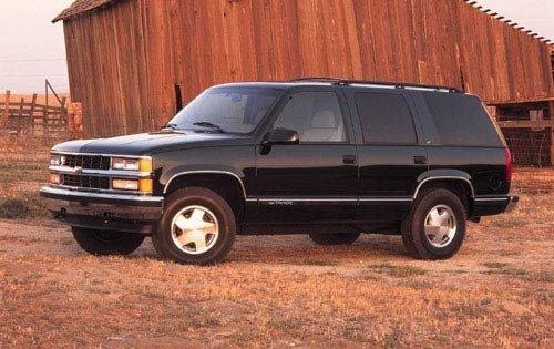 1999 chevrolet tahoe 4dr suv lt fq oem 1 500