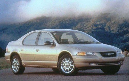1999 chrysler cirrus sedan lxi fq oem 1 500