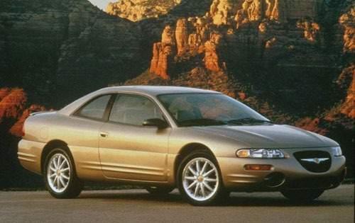 1999 chrysler sebring coupe lxi fq oem 1 500