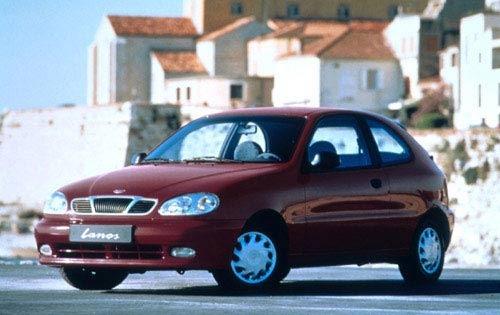 1999 daewoo lanos 2dr hatchback s fq oem 1 500