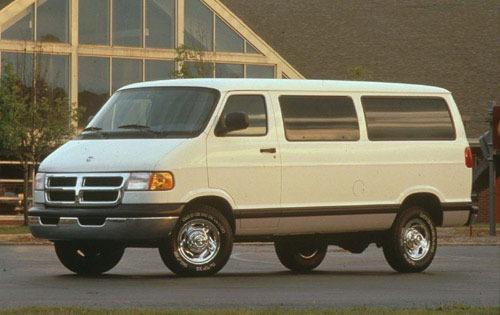 1999 dodge ram wagon passenger van 2500 fq oem 1 500