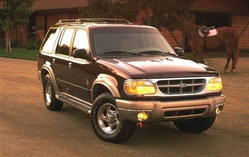 1999 ford explorer 4dr suv eddie bauer fq oem 1 500
