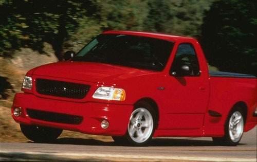 1999 ford f 150 svt lightning regular cab pickup base fq oem 1 500
