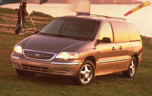 1999 ford windstar passenger minivan sel fq oem 1 500
