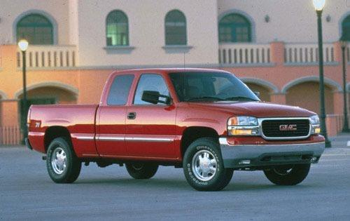 1999 gmc sierra classic 3500 extended cab pickup sl fq oem 1 500