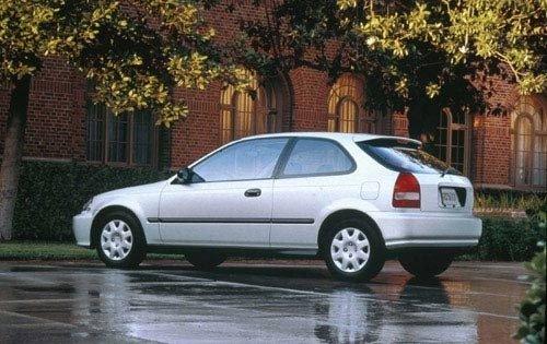 1999 honda civic 2dr hatchback dx rq oem 1 500