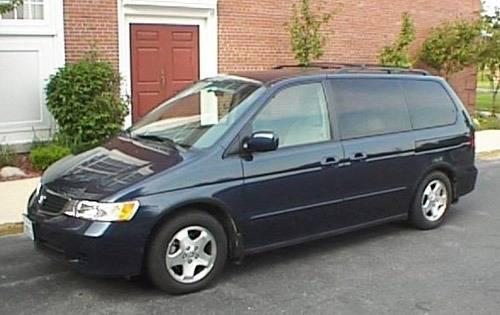 1999 honda odyssey passenger minivan ex fq oem 1 500