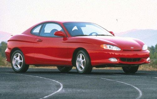 1999 hyundai tiburon 2dr hatchback fx fq oem 1 500