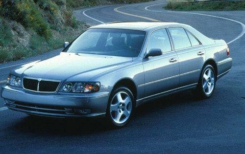 1999 infiniti q45 sedan base fq oem 1 500