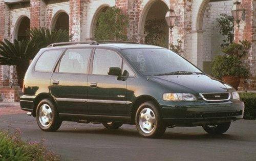 1999 isuzu oasis passenger minivan s fq oem 1 500