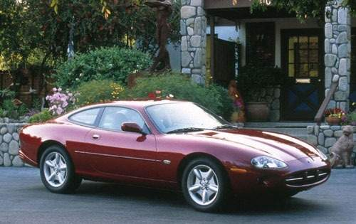 1999 jaguar xk series coupe xk8 fq oem 1 500