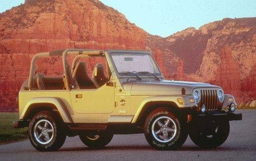 1999 jeep wrangler convertible suv sahara fq oem 1 500
