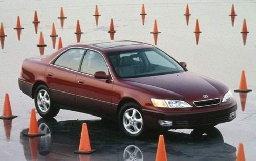 1999 lexus es 300 sedan base fq oem 1 500