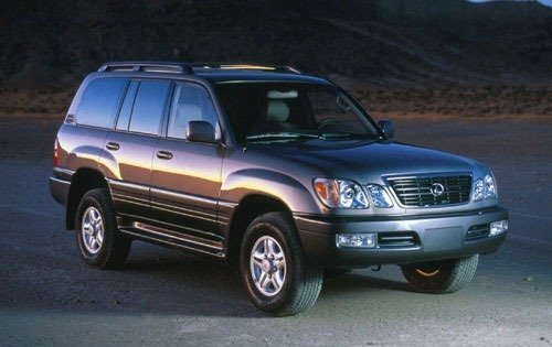 1999 lexus lx 470 4dr suv base fq oem 1 500