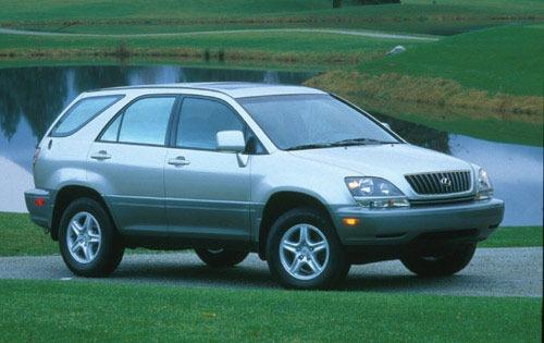1999 lexus rx 300 4dr suv base fq oem 1 500