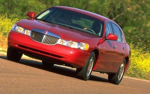 1999 lincoln town car sedan executive fq oem 1 500