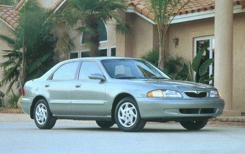 1999 mazda 626 sedan es fq oem 1 500