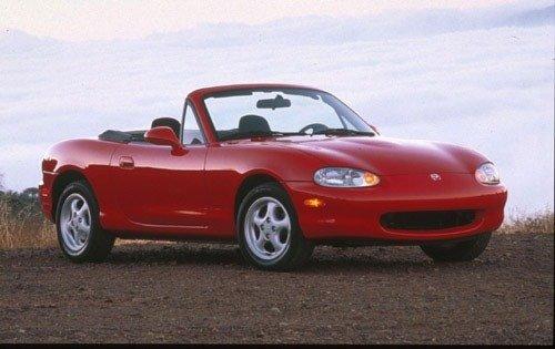 1999 mazda mx 5 miata convertible base fq oem 1 500