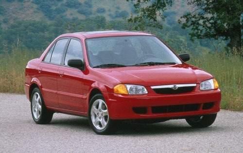 1999 mazda protege sedan es fq oem 1 500