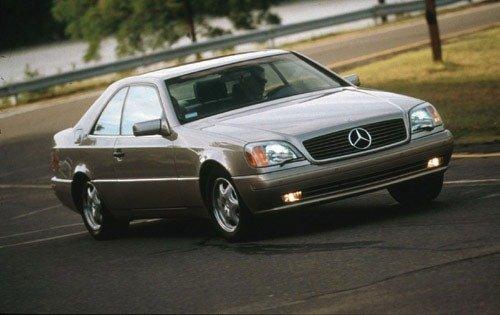1999 mercedes benz cl class coupe cl500 fq oem 1 500