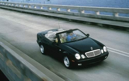 1999 mercedes benz clk class convertible clk320 fq oem 1 500