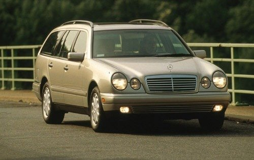 1999 mercedes benz e class wagon e320 fq oem 1 500
