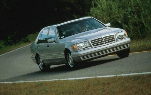 1999 mercedes benz s class sedan s420 fq oem 1 500