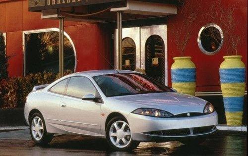 1999 mercury cougar 2dr hatchback i4 fq oem 1 500
