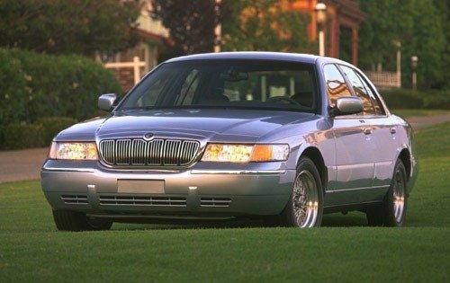 1999 mercury grand marquis sedan gs fq oem 1 500