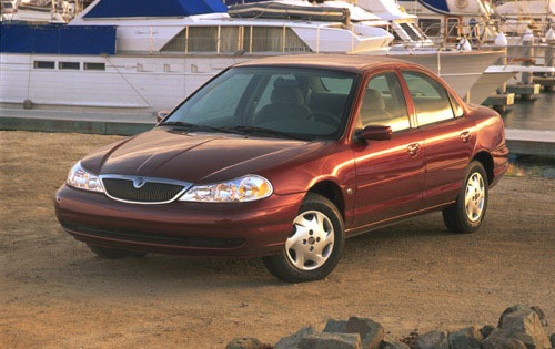 1999 mercury mystique sedan gs fq oem 1 500